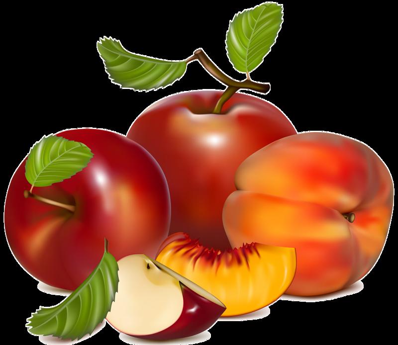 d e ac. Peach clipart ripe fruit