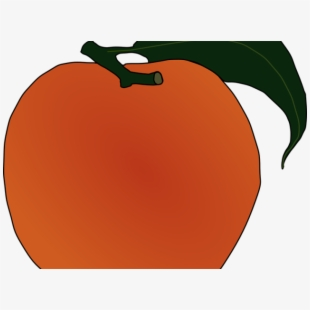 Peach clip art free. Peaches clipart ripe fruit
