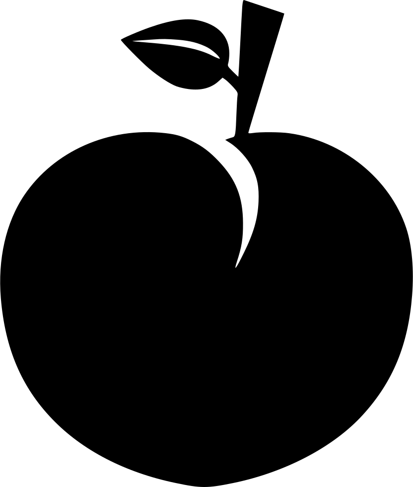 Peach clipart svg. Png icon free download