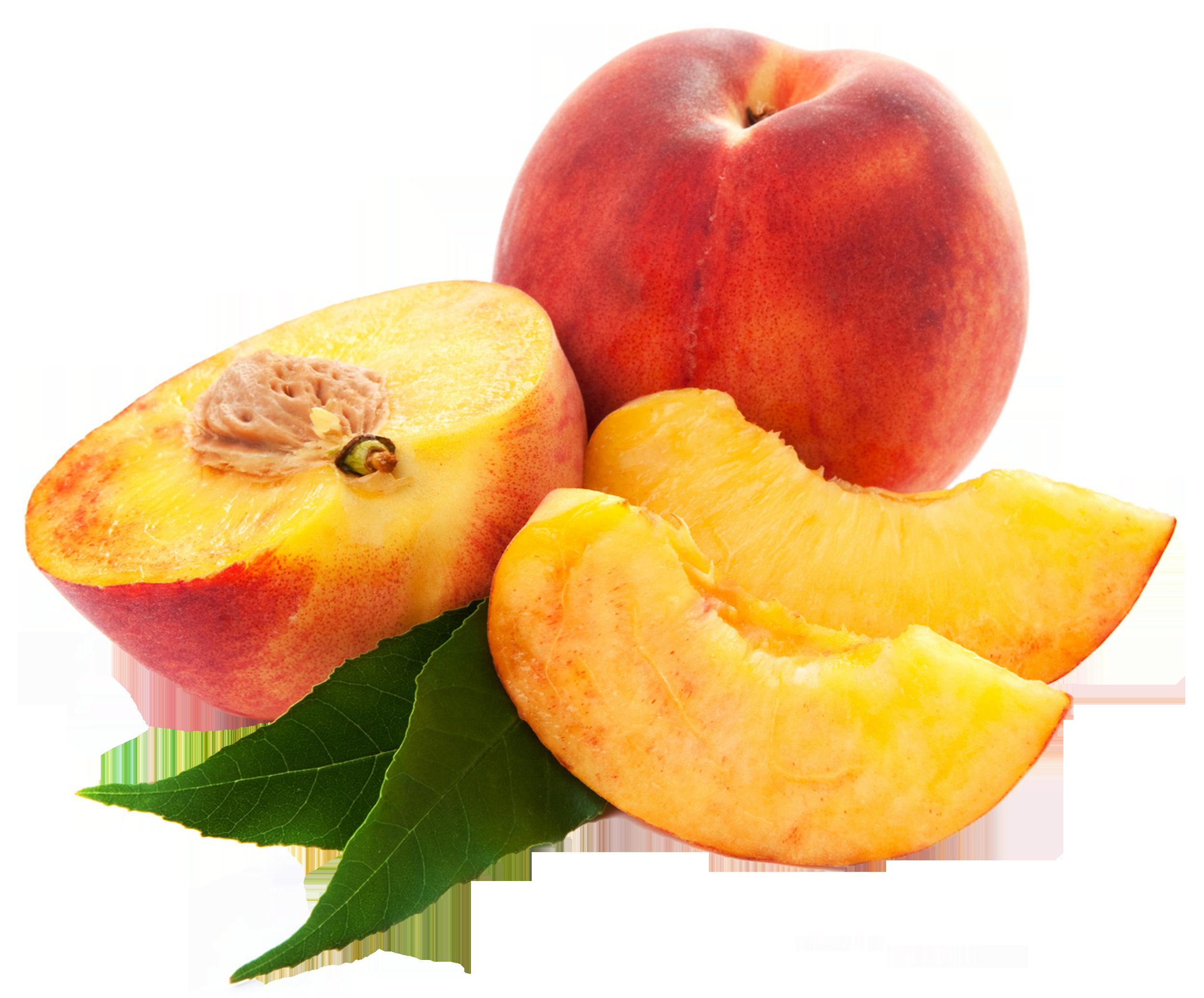 Peach clipart peach fruit. Large peaches png gallery