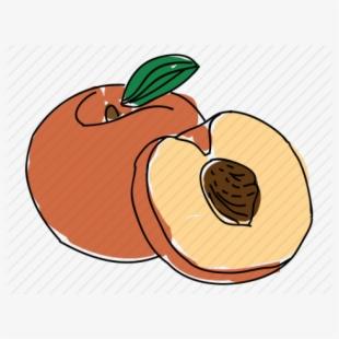 Peaches clipart peach atlanta. Free cliparts silhouettes cartoons