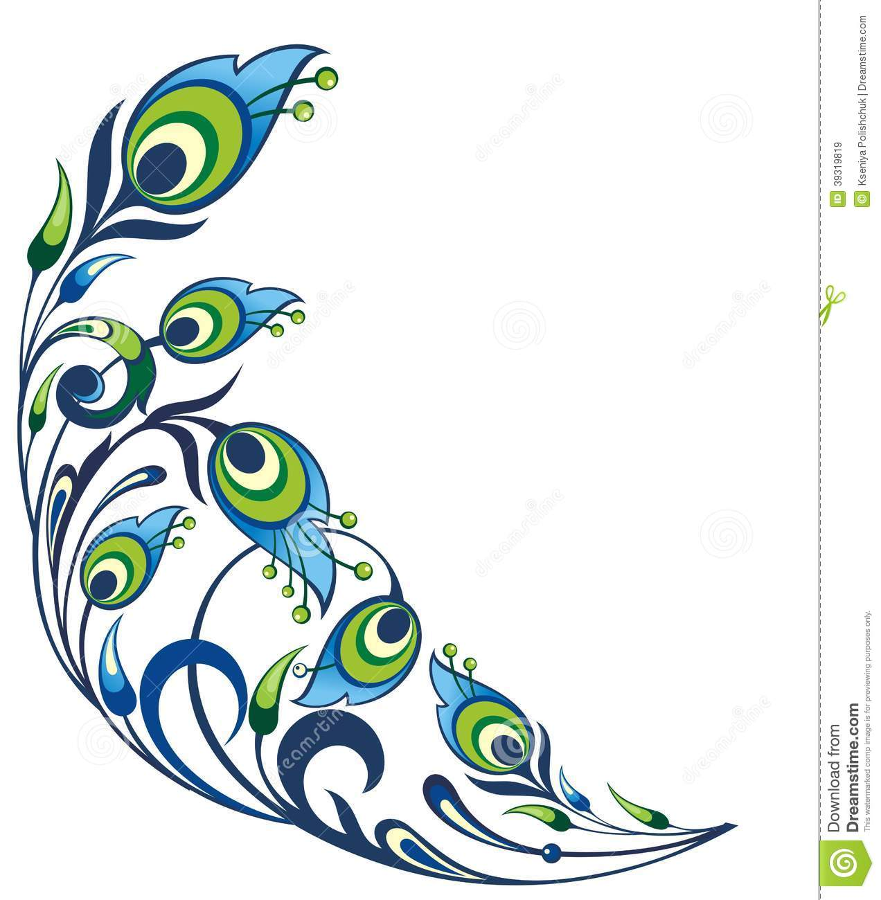 Peacock clipart frame. Feather border free download