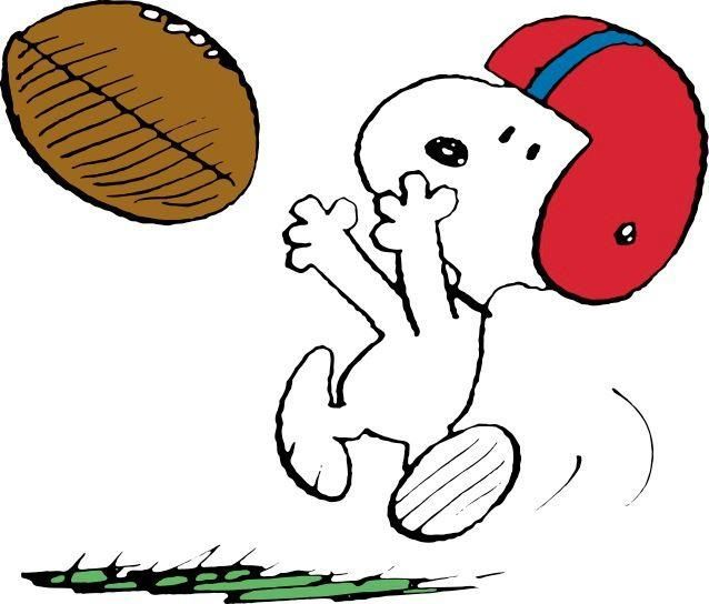 Peanuts clipart football. Snoopy love woodstock