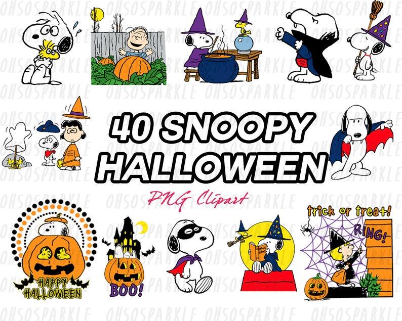 Peanuts clipart halloween. Snoopy clip art peanut
