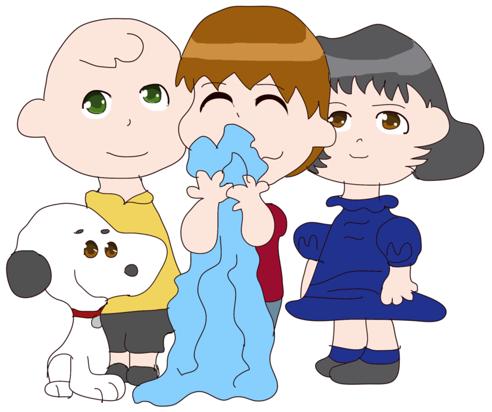 Peanuts clipart lucy. The anime charlie linus