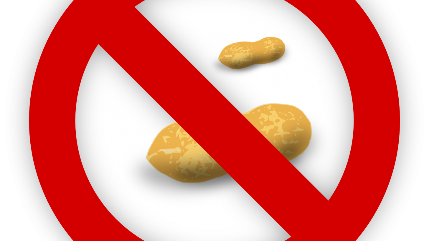 Peanuts clipart nut. Peanut allergy vaccine gets