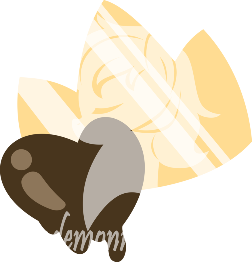 Peanut clipart thank you. Commission fluttershysocks cutiemark by