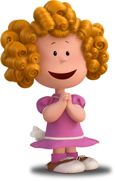 Peanuts clipart lucy. Image frieda png wiki