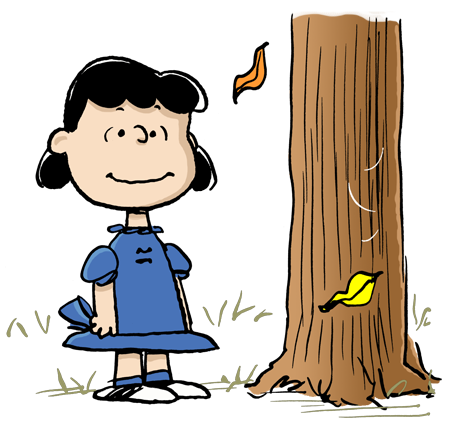 By charles m schulz. Peanuts clipart lucy