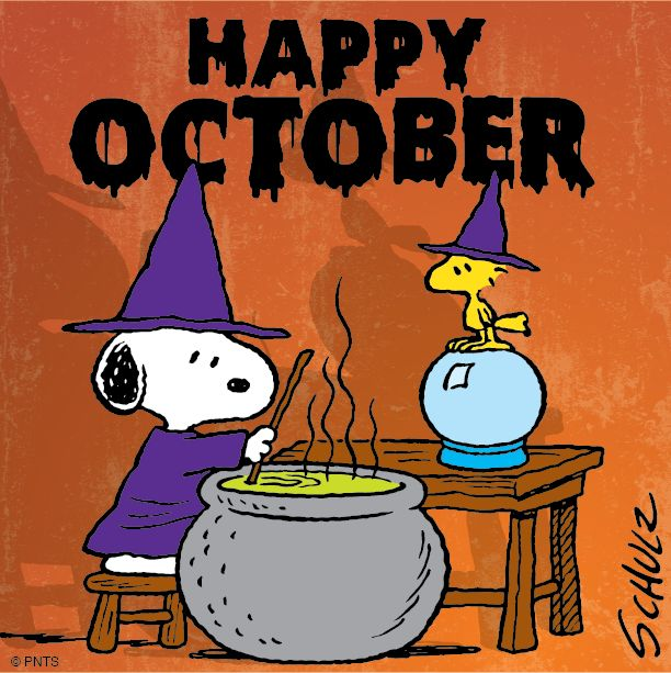 Peanuts clipart october. Download happy snoopy charlie
