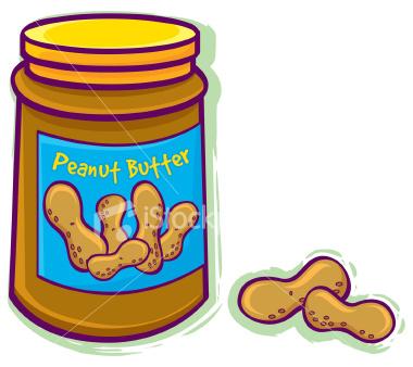 Clip art library . Peanuts clipart peanut butter