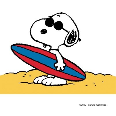 Free snoopy cliparts download. Peanuts clipart summer