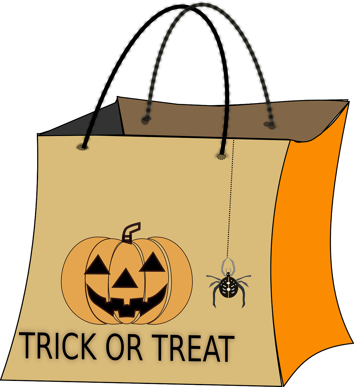 Peanuts clipart trick or treat. Home cooked handmade halloween