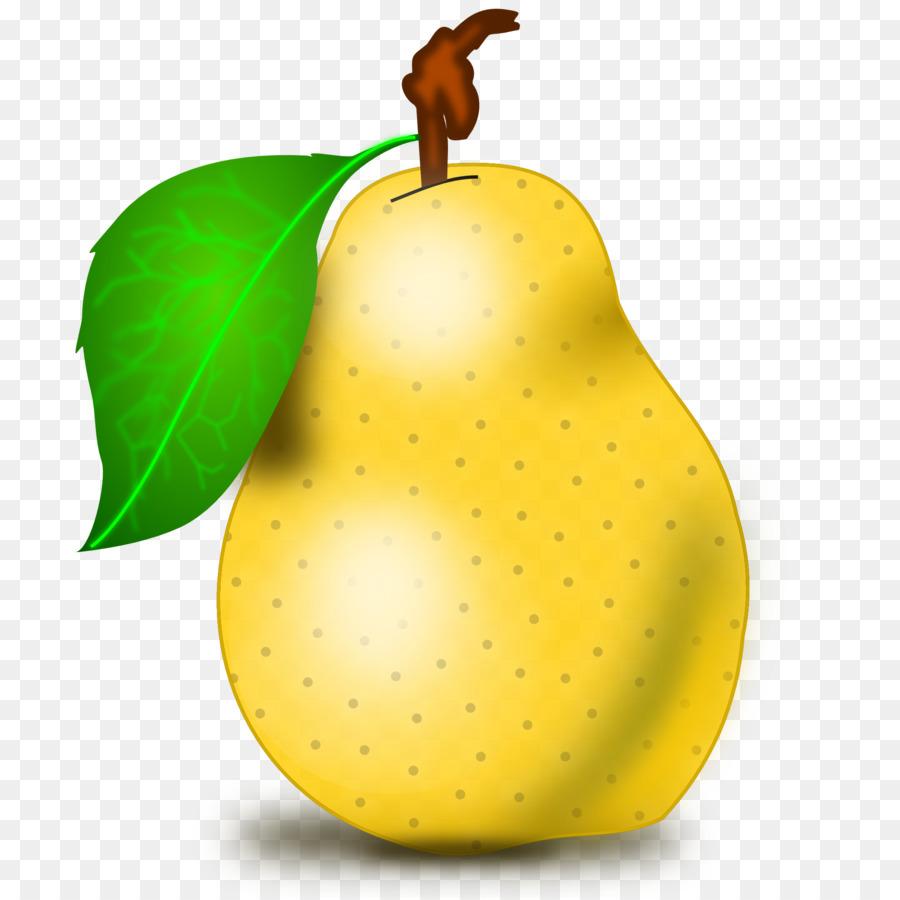 Fruit tree food apple. Pear clipart