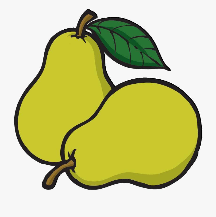 Clip art free cliparts. Pear clipart