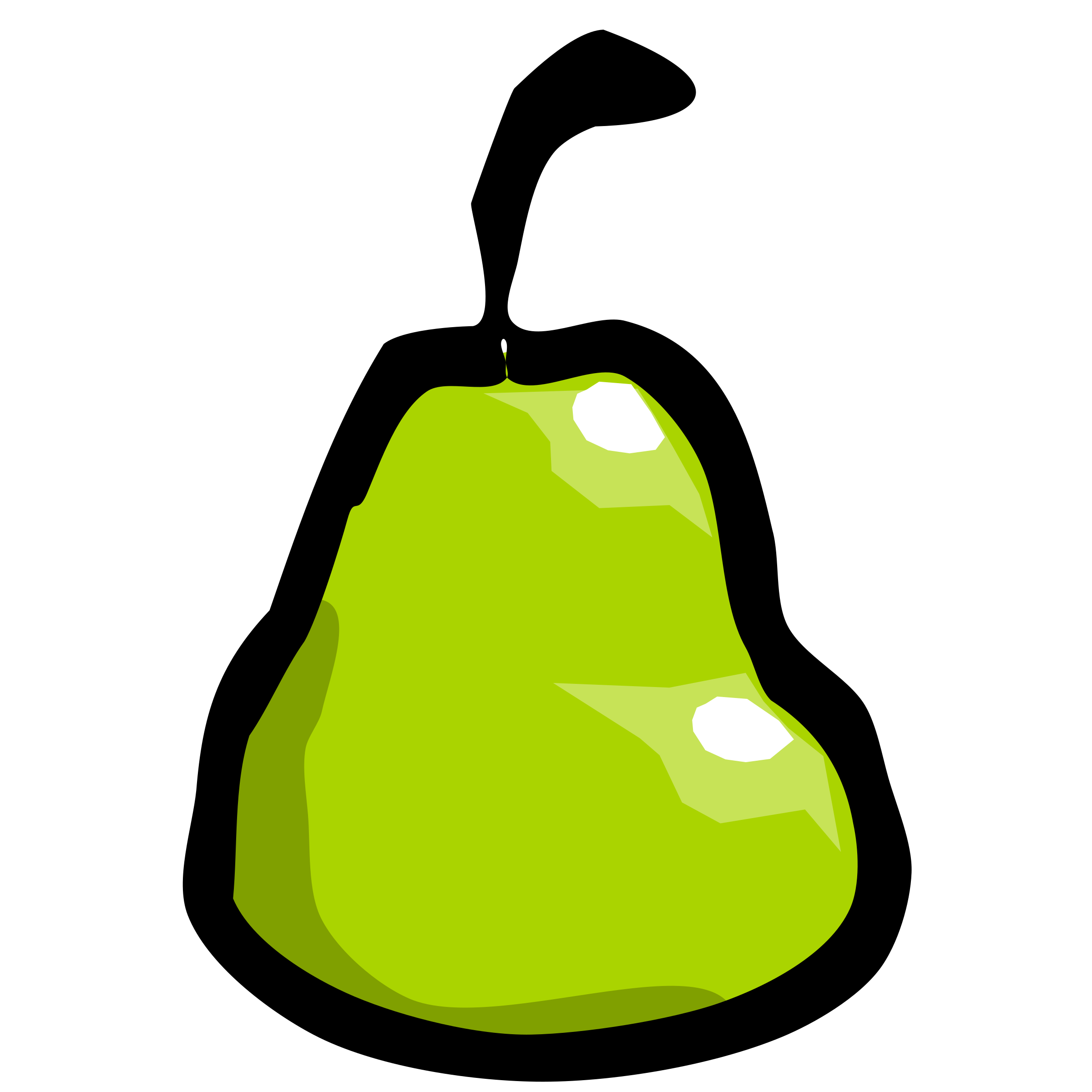 Pear clipart animated. Big image png