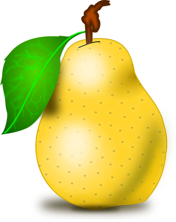 Pear clipart artistic. Pyrus hashtag on twitter