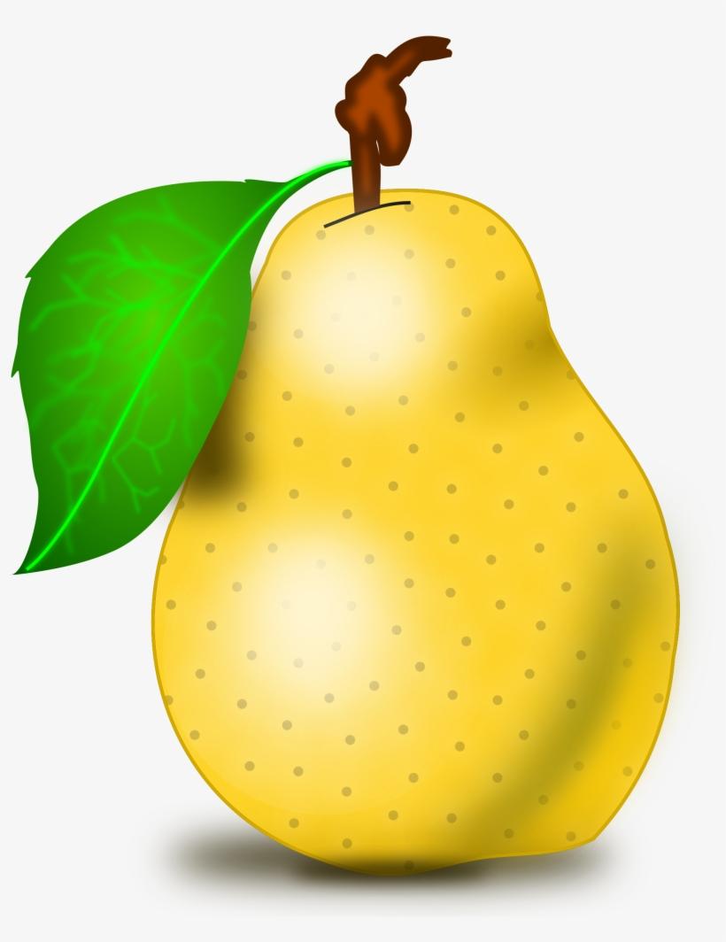 Pear clipart beautiful. Clip art transparent png