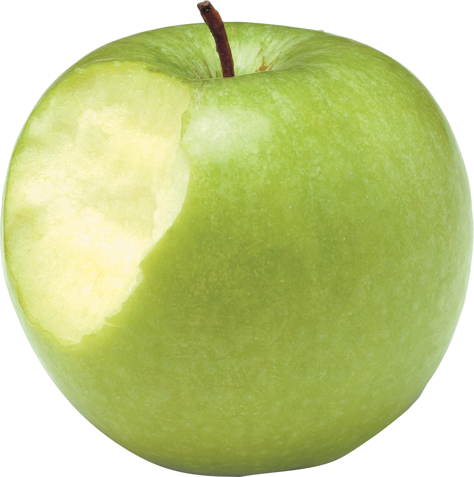 Pear clipart bitten. Apple png images free