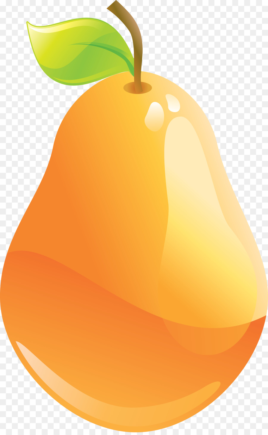 Pear clipart peach. Download png asian clip