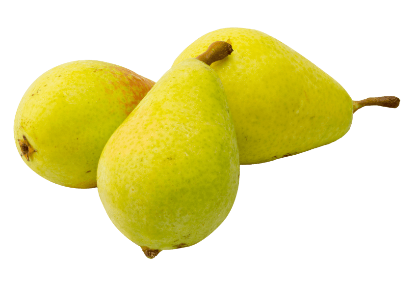 Fruit png free images. Pear clipart pear slice