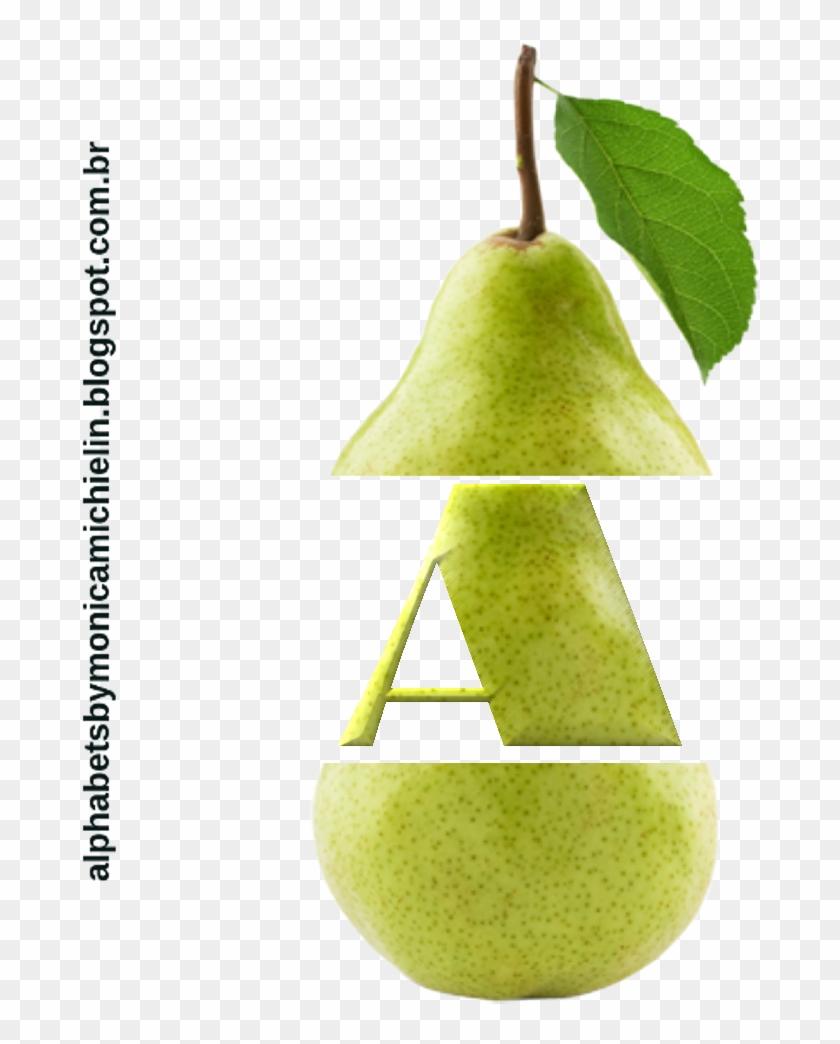 Alfabeto png alphabet facebook. Pear clipart pera