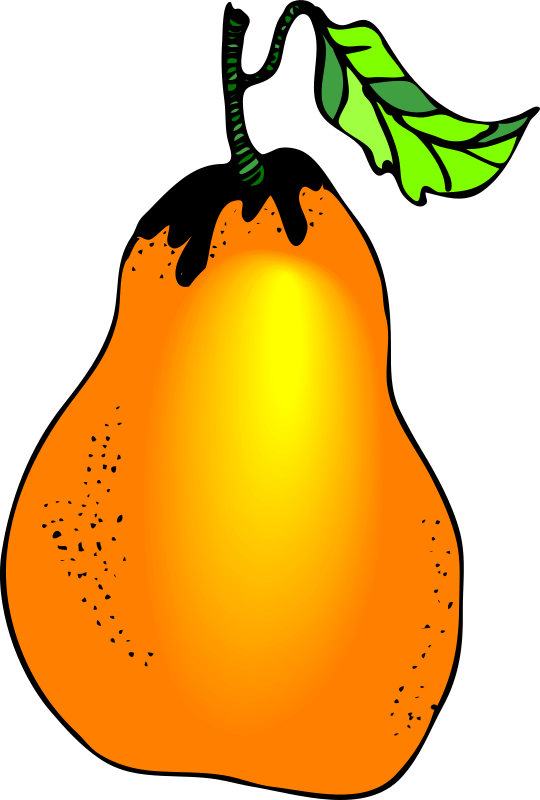 Architetto medium image png. Pear clipart pera