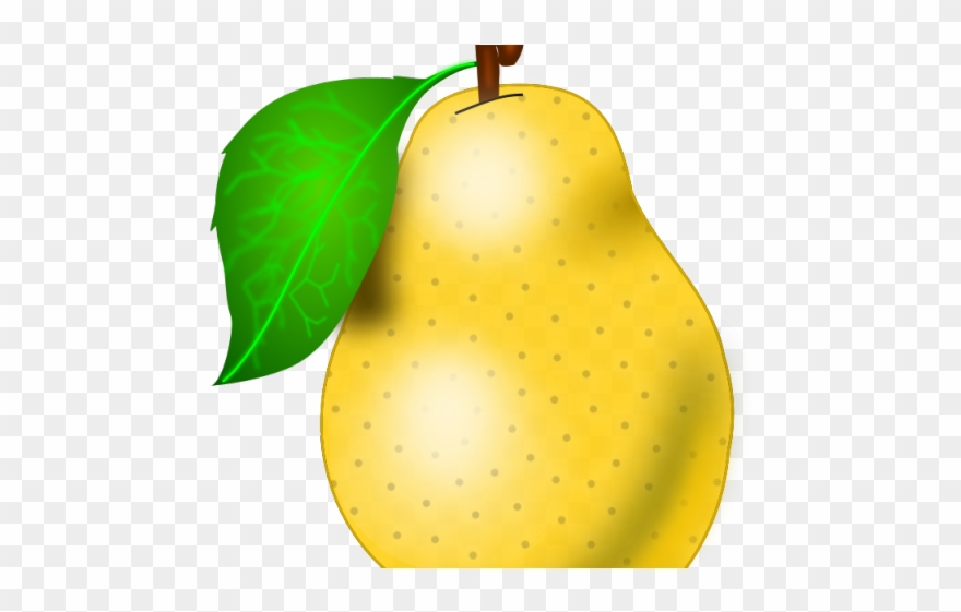 Png download pinclipart . Pear clipart poire