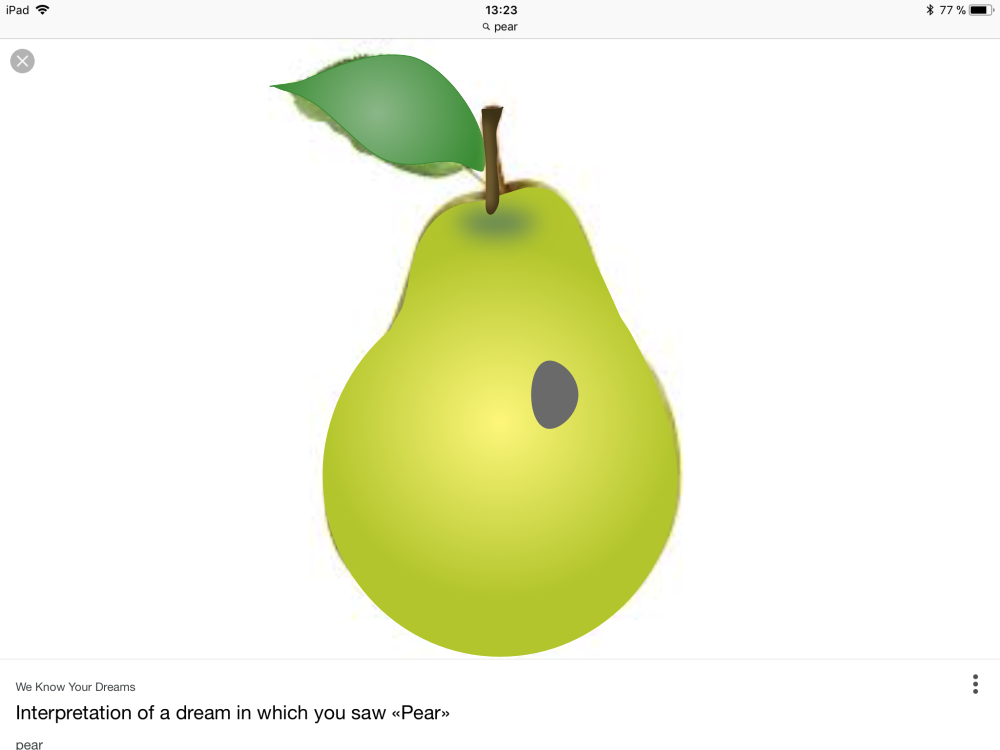 Onlinelabels clip art . Pear clipart svg