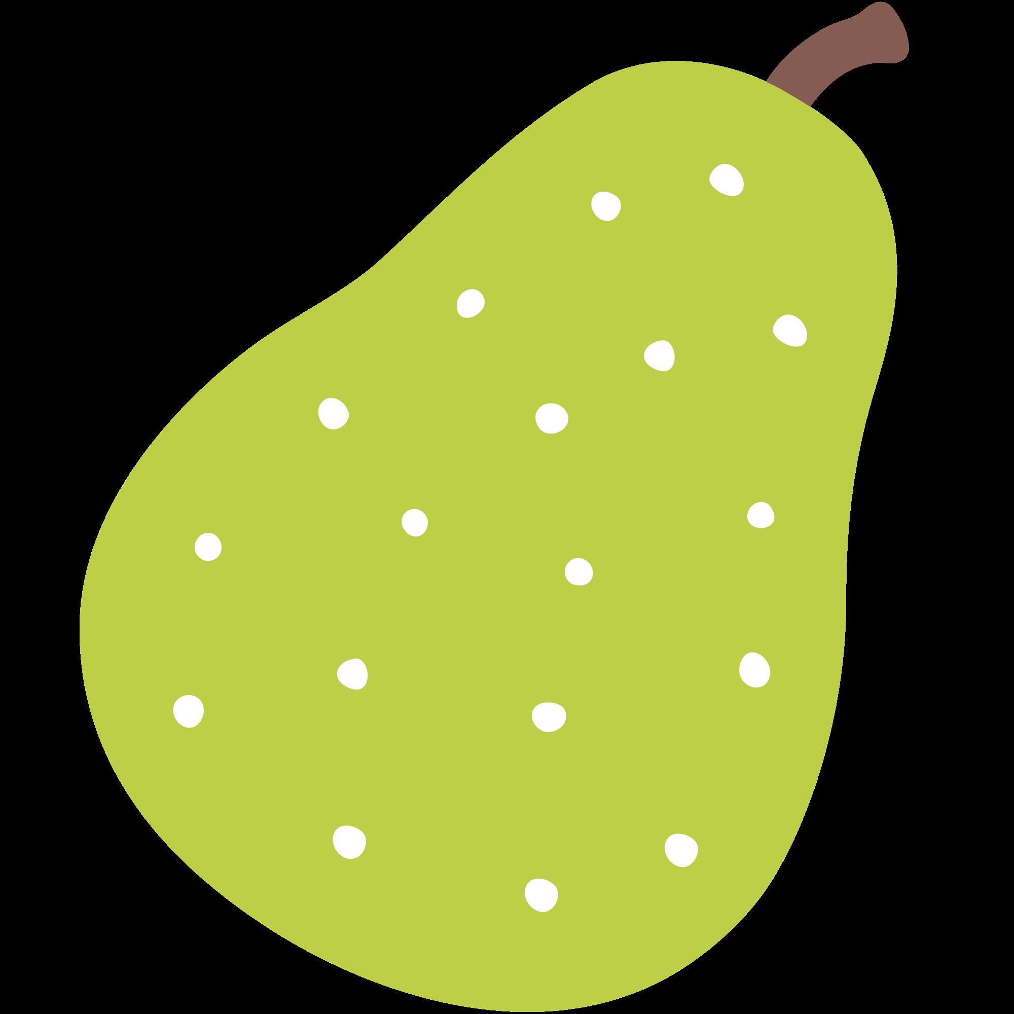 Pear clipart svg. File emoji u f