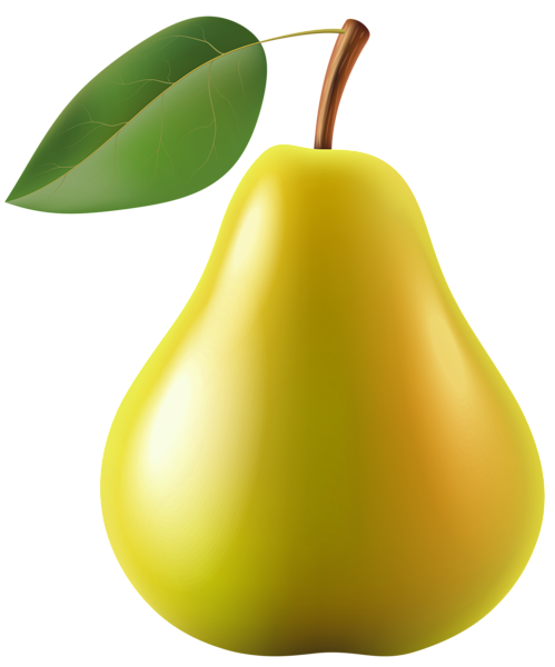 Clip art png download. Pear clipart transparent background