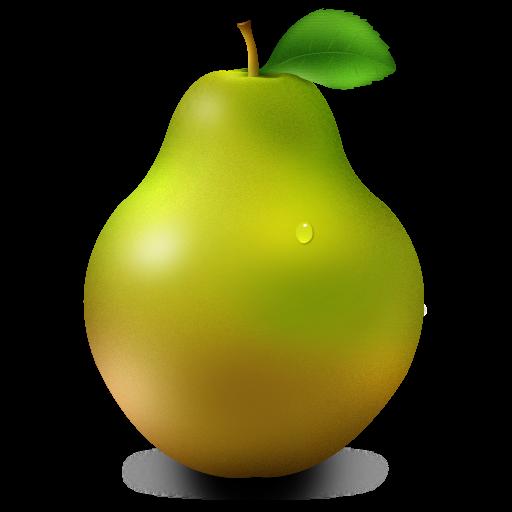 Pear clipart vector. Clip art library