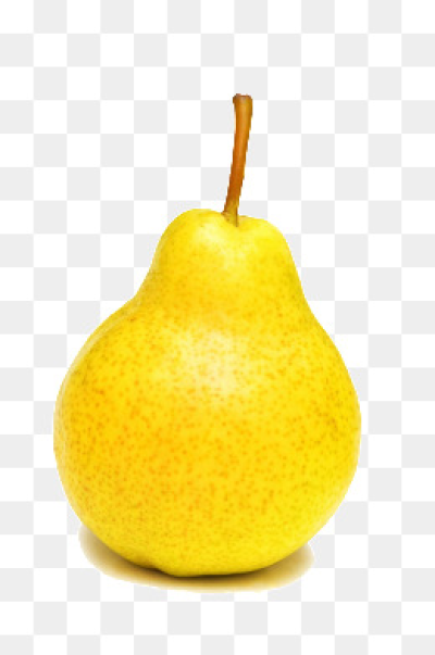 Pear clipart yellow pear. Png dlpng com
