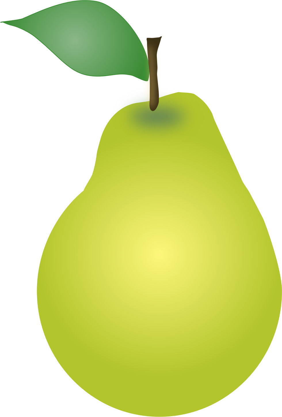 Svg big image png. Pear clipart