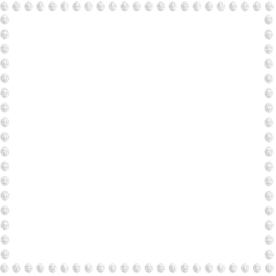 Pearl border png.  for free download
