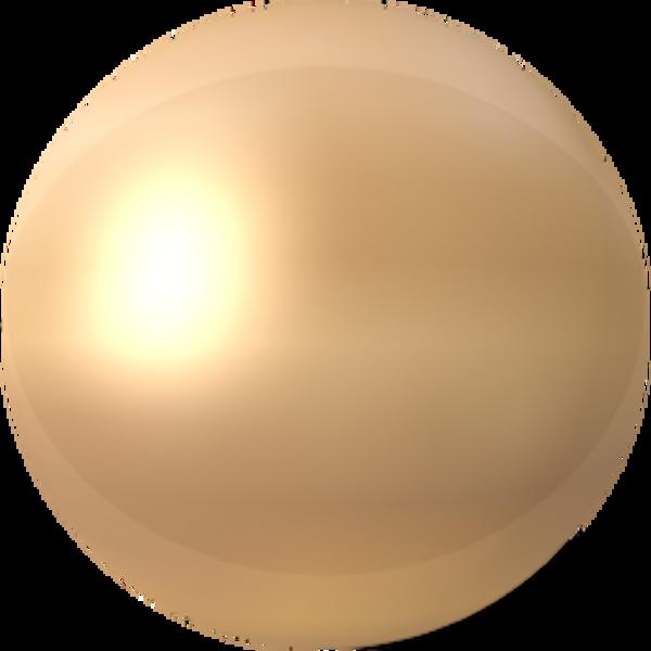 pearl clipart golden