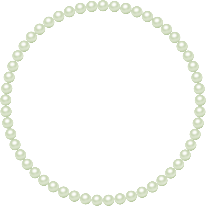 pearl clipart pearl frame
