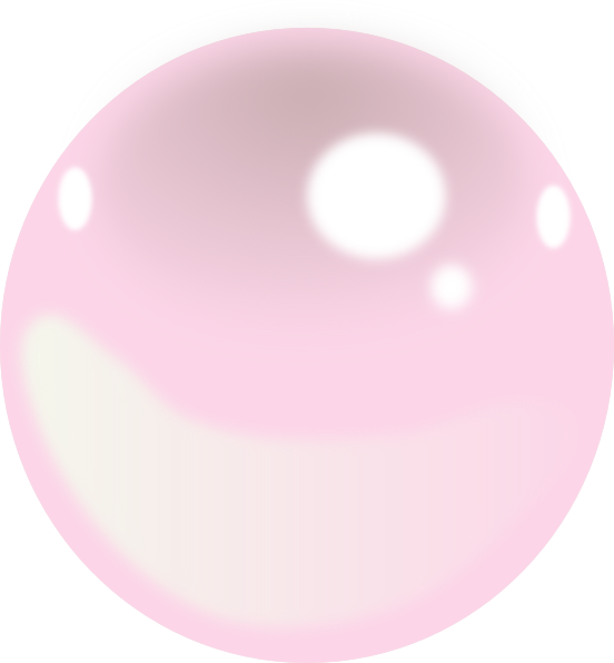 pearl clipart pink jewel