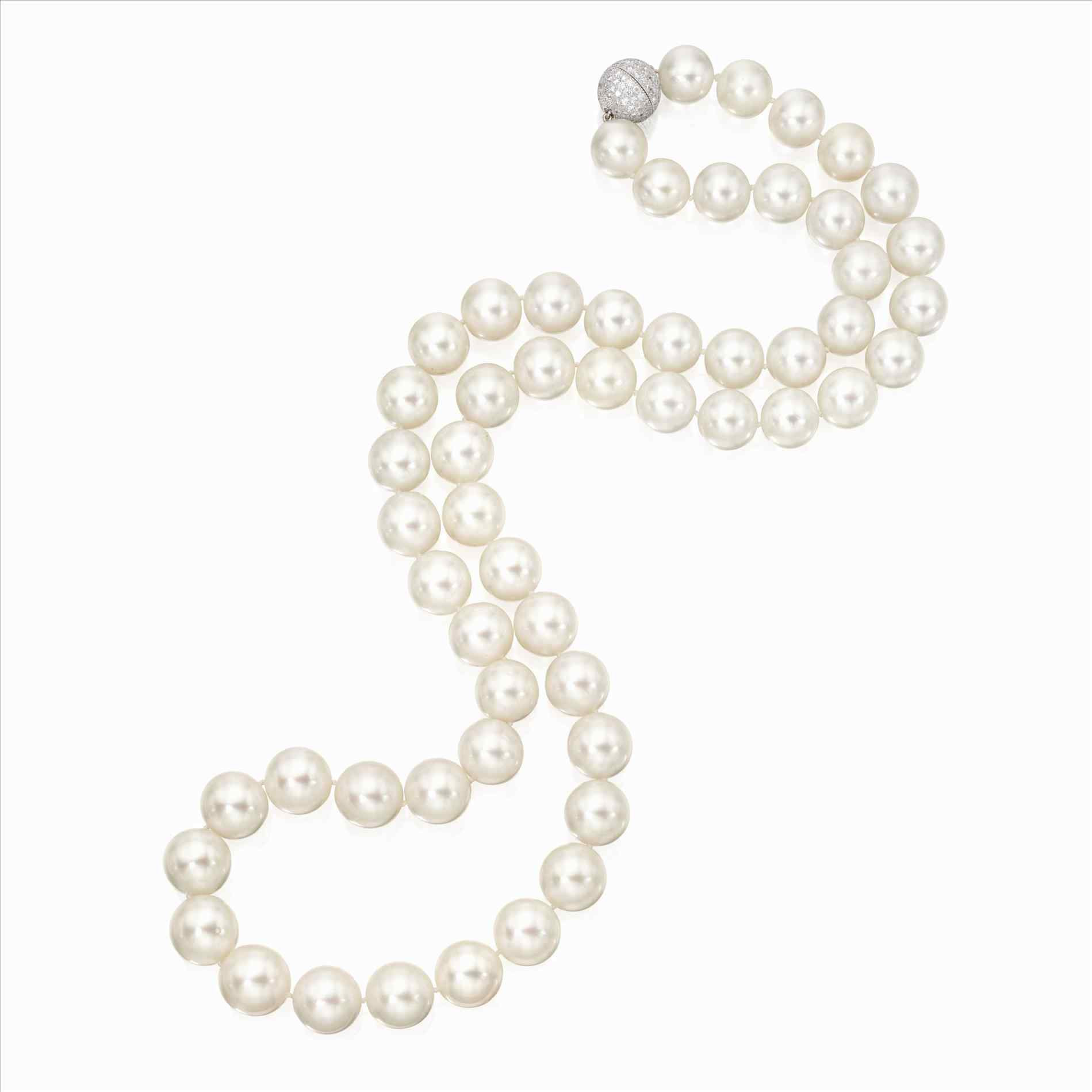 Pearls clipart. Diamonds and athelred com
