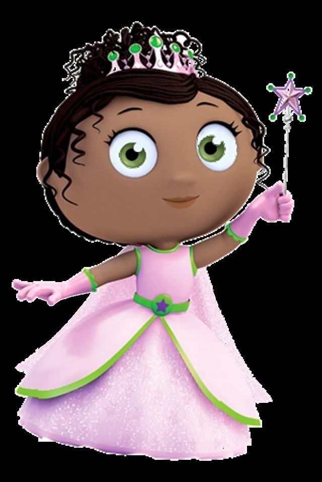 Presto goanimate v wiki. Peas clipart princess