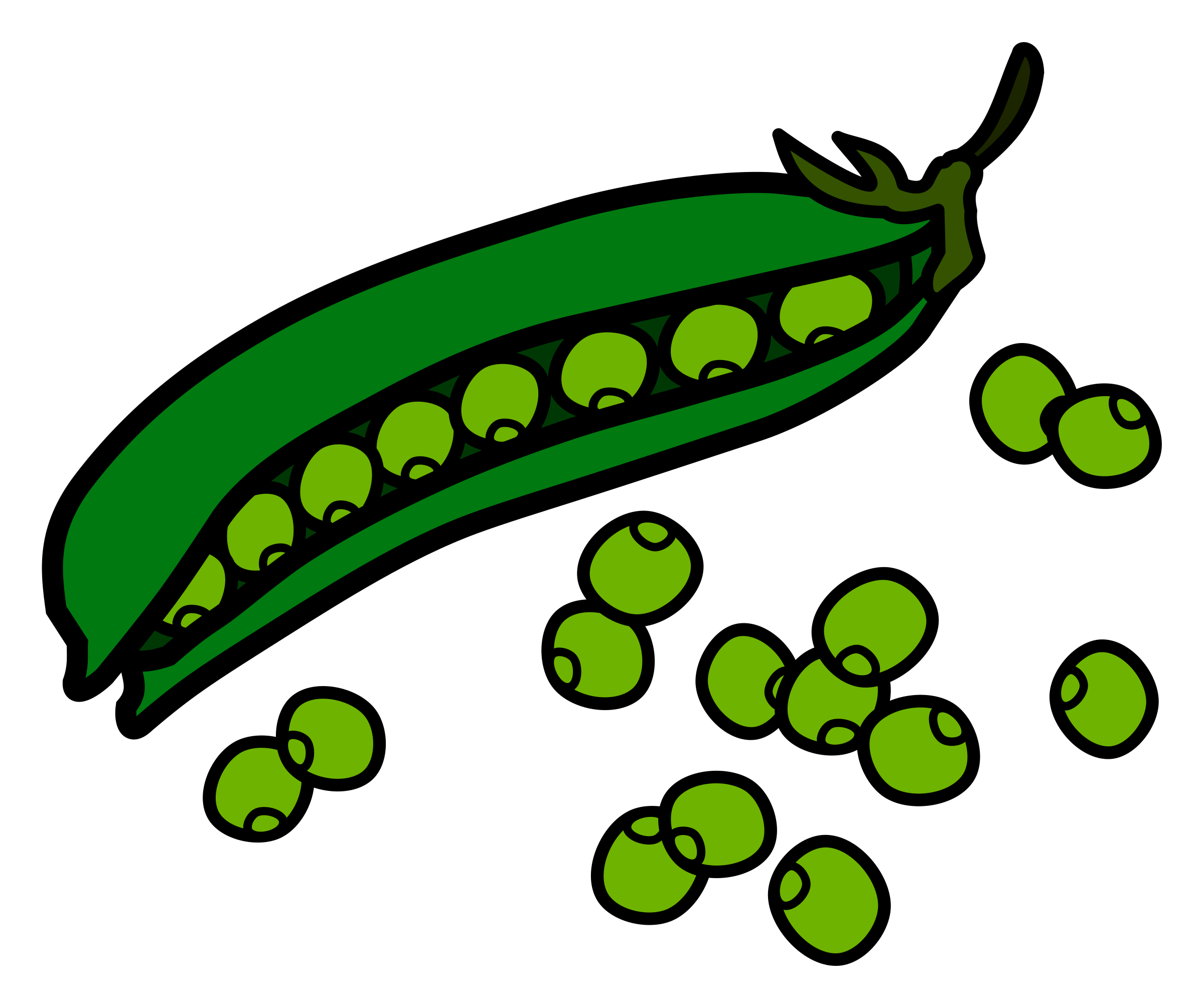 collection of can. Pie clipart pea