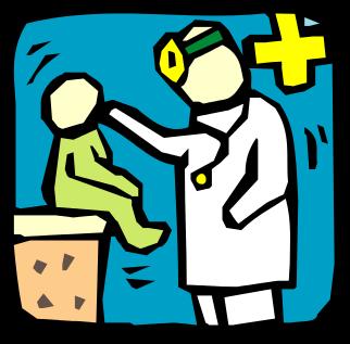 Pediatrician clipart. Panda free images info
