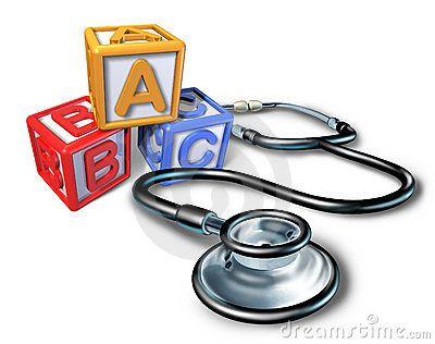 Pediatrics and expected career. Pediatrician clipart