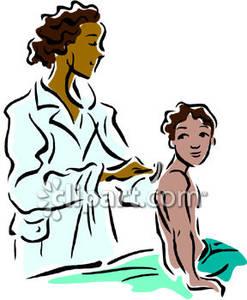 Pediatrician clipart. Funny