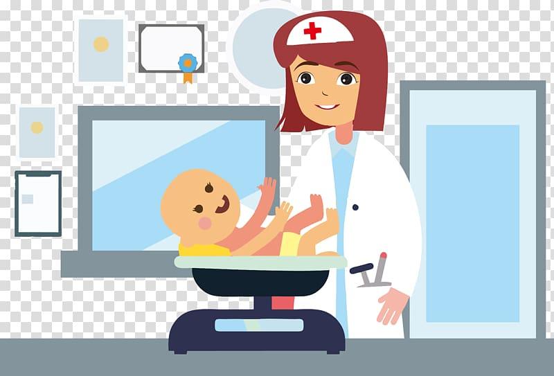 Infant physician pediatrics hospital. Pediatrician clipart pediatric doctor
