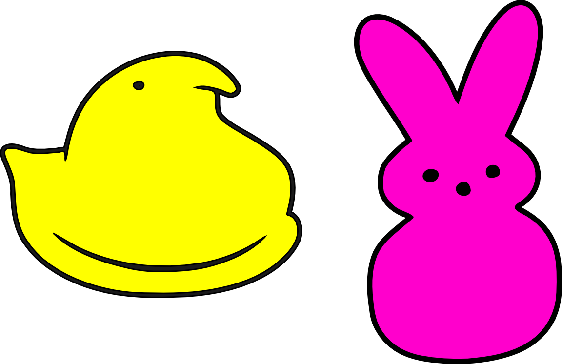 Clipart bunny peep. Image result for peeps