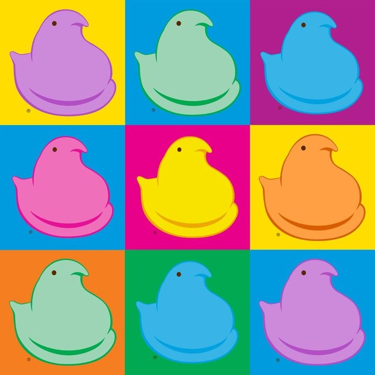Peeps clipart wallpaper. Background personality in easter
