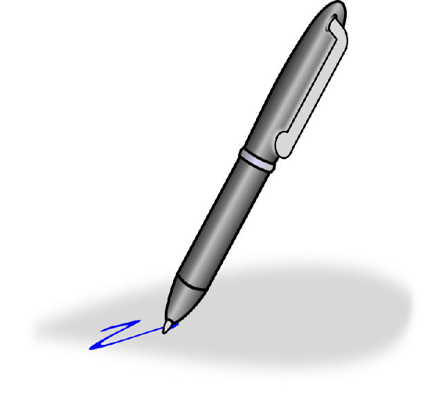 Clipart pen signature pen. The top best blogs