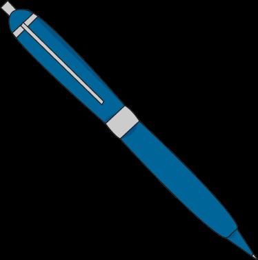 Pen clipart. Free