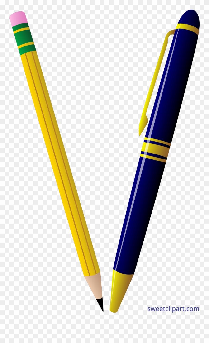 Clip art marker fountain. Pen clipart pen pencil